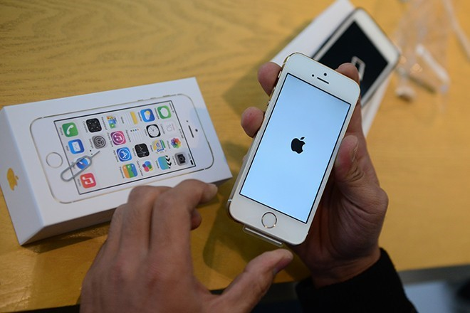 iPhone 5S still bestseller in Vietnam