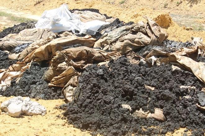 Formosa contract on waste dumping violates environmental laws, environmental news, sci-tech news, vietnamnet bridge, english news, Vietnam news, news Vietnam, vietnamnet news, Vietnam net news, Vietnam latest news, Vietnam breaking news, vn news