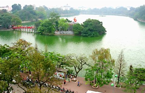 brg to build luxury hotel near hoan kiem lake news vietnamnet. Black Bedroom Furniture Sets. Home Design Ideas