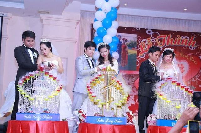 The unique wedding of three sisters in Vung Tau, social news, vietnamnet bridge, english news, Vietnam news, news Vietnam, vietnamnet news, Vietnam net news, Vietnam latest news, vn news, Vietnam breaking news