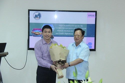 Vietnam institute for international studies makes debut, IT news, sci-tech news, vietnamnet bridge, english news, Vietnam news, news Vietnam, vietnamnet news, Vietnam net news, Vietnam latest news, Vietnam breaking news, vn news