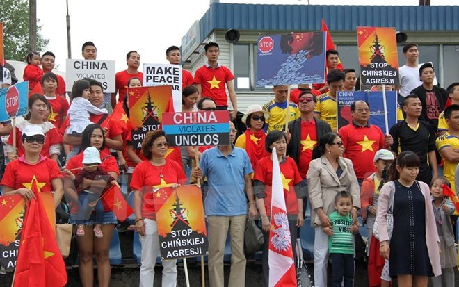 Vietnamese community in Poland lauds PCA's ruling, Government news, politic news, vietnamnet bridge, english news, Vietnam news, news Vietnam, vietnamnet news, Vietnam net news, Vietnam latest news, vn news, Vietnam breaking news