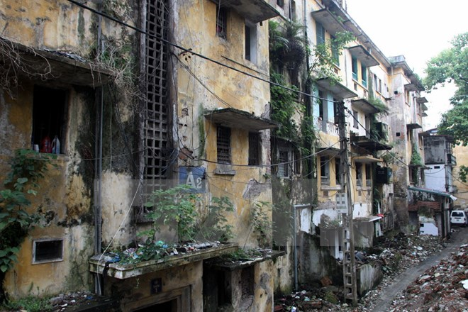 Hanoi to rebuild many old apartment buildings, social news, vietnamnet bridge, english news, Vietnam news, news Vietnam, vietnamnet news, Vietnam net news, Vietnam latest news, vn news, Vietnam breaking news