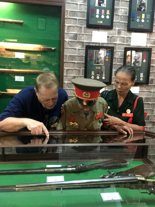 Vung Tau, tourism industry, worldwide arms museum, military weapons and costumes, Vietnam economy, Vietnamnet bridge, English news about Vietnam, Vietnam news, news about Vietnam, English news, Vietnamnet news, latest news on Vietnam, Vietnam