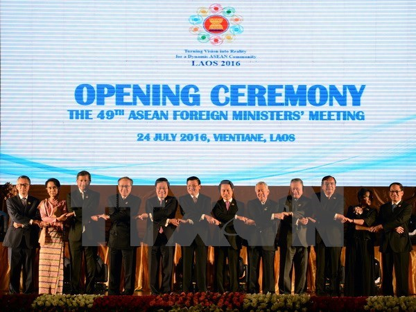 ASEAN foreign ministers deeply concerned over East Sea issue, Government news, politic news, vietnamnet bridge, english news, Vietnam news, news Vietnam, vietnamnet news, Vietnam net news, Vietnam latest news, vn news, Vietnam breaking news