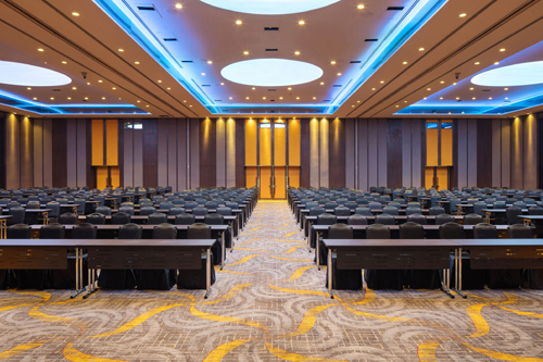 Sheraton Saigon's newly-refurbished grand ballroom & function space available with attractive promotion