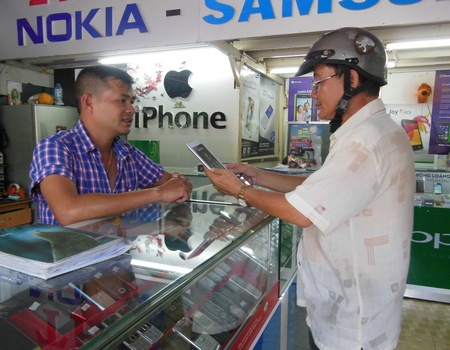Fierce battle in the market segment for cheap smartphones