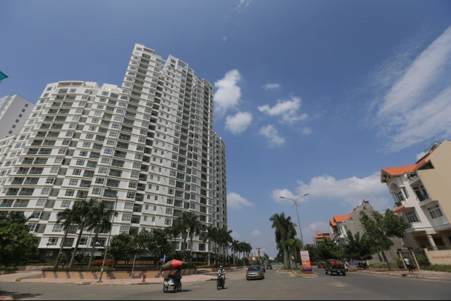 List of HCM City projects mortgaged by developers and owners released