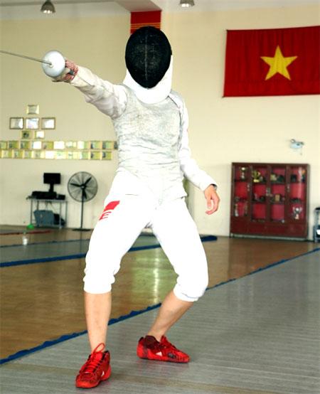 VN fencer, Ha Noi Fencing Club, Vietnam economy, Vietnamnet bridge, English news about Vietnam, Vietnam news, news about Vietnam, English news, Vietnamnet news, latest news on Vietnam, Vietnam