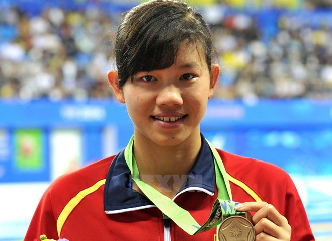 Vietnam's top swimmer Anh Vien practices hard seeking swimming glory, Sports news, football, Vietnam sports, vietnamnet bridge, english news, Vietnam news, news Vietnam, vietnamnet news, Vietnam net news, Vietnam latest news, vn news, Vietnam breaking new