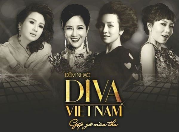 Vietnamese divas, concert, music industry, Vietnam economy, Vietnamnet bridge, English news about Vietnam, Vietnam news, news about Vietnam, English news, Vietnamnet news, latest news on Vietnam, Vietnam