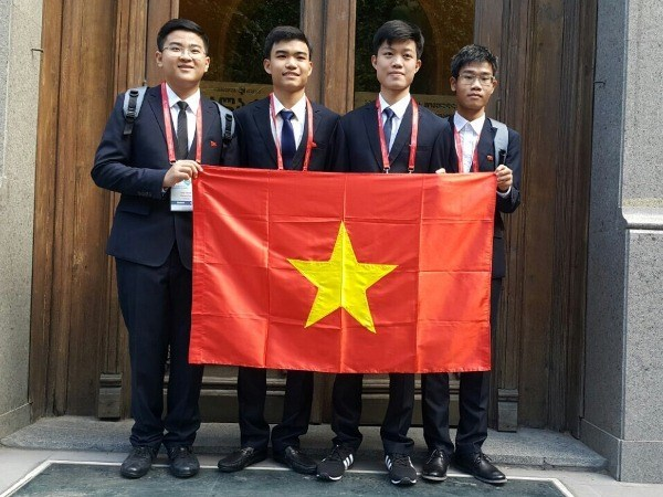 Vietnam bags two golds at international chemistry Olympiad, social news, vietnamnet bridge, english news, Vietnam news, news Vietnam, vietnamnet news, Vietnam net news, Vietnam latest news, vn news, Vietnam breaking news