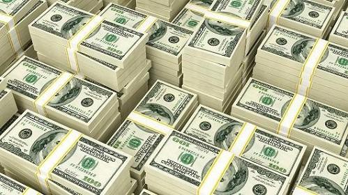 Mountain Of Cash