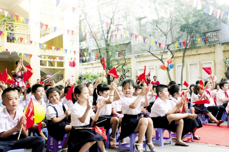 vietnamnet bridge, english news, Vietnam news, news Vietnam, vietnamnet news, Vietnam net news, Vietnam latest news, vn news, Vietnam breaking news, preschool, urban areas, Hanoi, overloaded classes