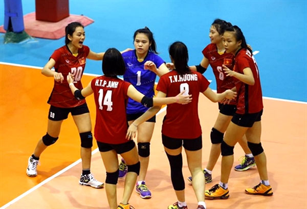 Asian volleyball tourney, FIVB Women's U20 Volleyball World Championship, Vietnam economy, Vietnamnet bridge, English news about Vietnam, Vietnam news, news about Vietnam, English news, Vietnamnet news, latest news on Vietnam, Vietnam
