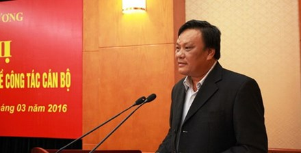 Binh Dinh's Party official may have to return money for study abroad