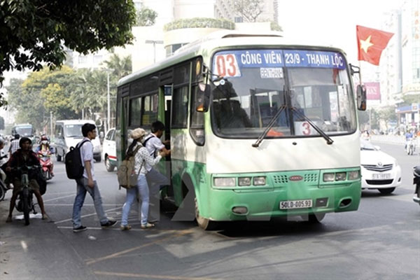 HCM City, buying new buses, CNG buses, Vietnam economy, Vietnamnet bridge, English news about Vietnam, Vietnam news, news about Vietnam, English news, Vietnamnet news, latest news on Vietnam, Vietnam