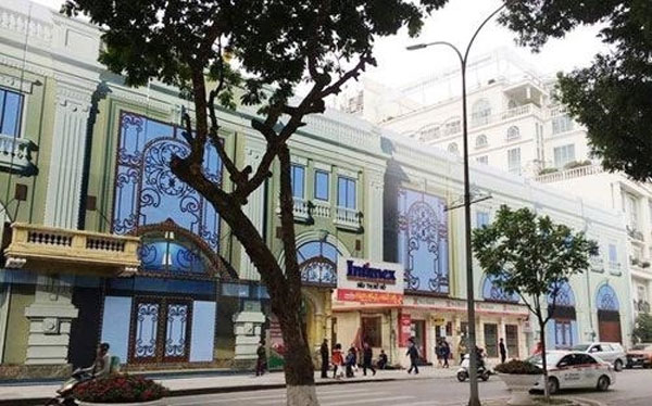 Hanoi mulling Hoan Kiem Lake hotel