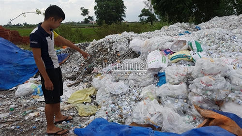 Health authorities to inspect medical waste dump