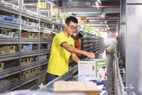 New players in e-commerce market stir up competition