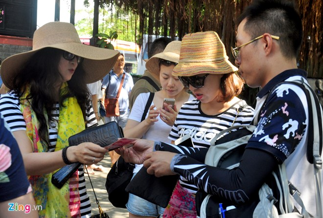 Vietnam has potential to make money from Chinese tourists
