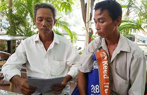 Odd news: Two farmers charged with taking bribes