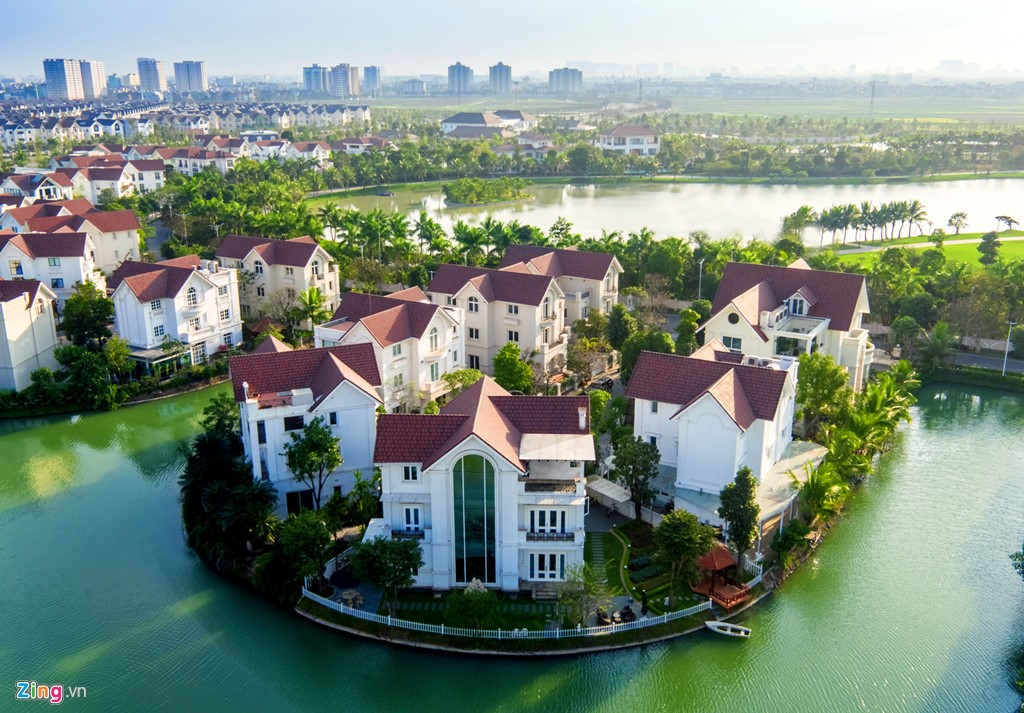 10 new urban areas in Hanoi
