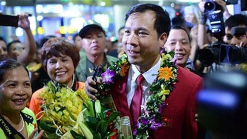Shooter Hoang Xuan Vinh, Olympic gold medal, Vietnam economy, Vietnamnet bridge, English news about Vietnam, Vietnam news, news about Vietnam, English news, Vietnamnet news, latest news on Vietnam, Vietnam