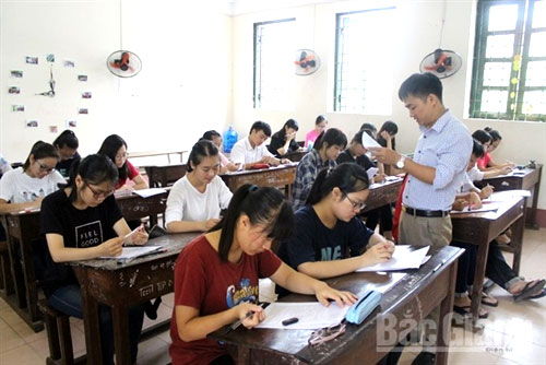 Mathematics to be taught in English in Bac Giang