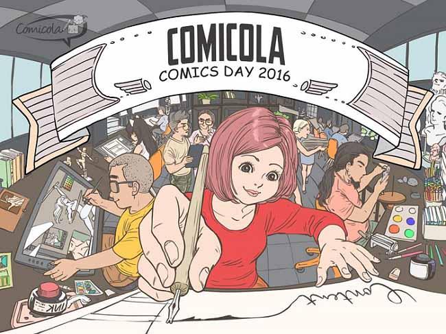 Vietnam Comics Day 2016 to be held in Hanoi