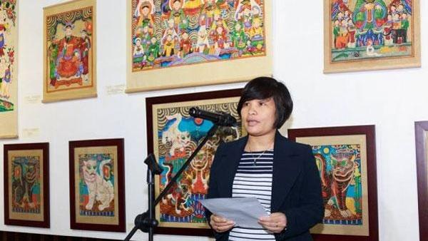 Private painting collection, traditional Vietnamese paintings, Vietnam economy, Vietnamnet bridge, English news about Vietnam, Vietnam news, news about Vietnam, English news, Vietnamnet news, latest news on Vietnam, Vietnam