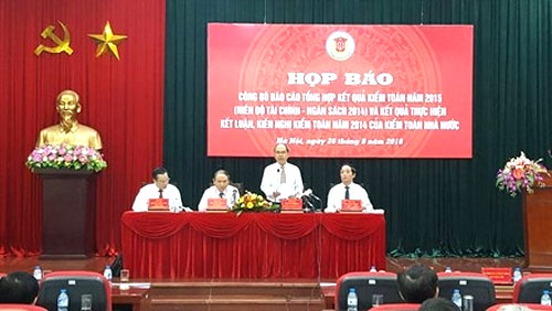 Vietnam's 2014 public debt reached $102 billion: State audit