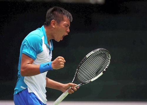 binh and nam sweep national tennis titles news vietnamnet. Black Bedroom Furniture Sets. Home Design Ideas
