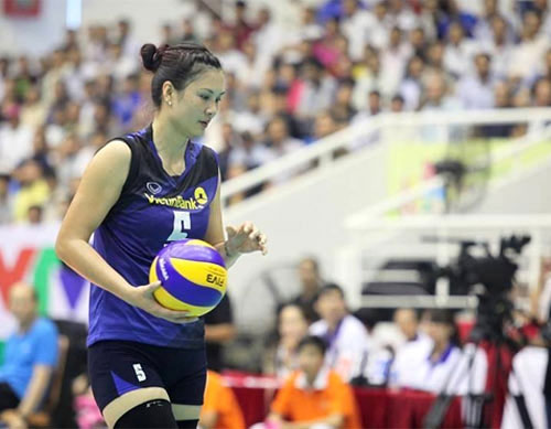Hue recalled to national volleyball team
