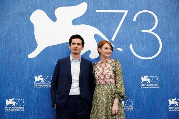 Musical about L.A. dreamers opens 73rd Venice film festival