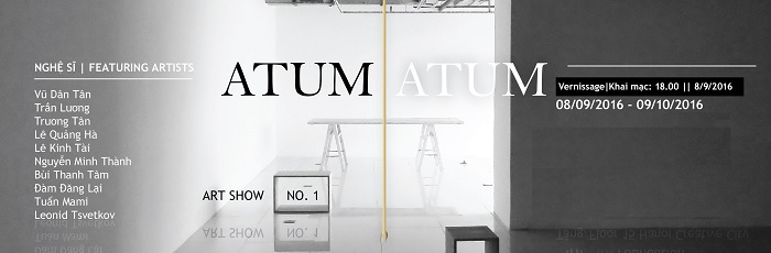 "Ten artists join art show ""Atum Atum"", entertainment events, entertainment news, entertainment activities, what's on, Vietnam culture, Vietnam tradition, vn news, Vietnam beauty, news Vietnam, Vietnam news, Vietnam net news, vietnamnet news, vietnamnet"