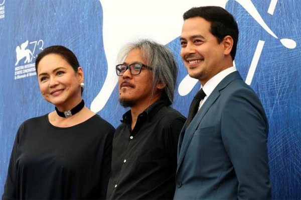 Philippine revenge drama wins Venice Film Festival's top prize
