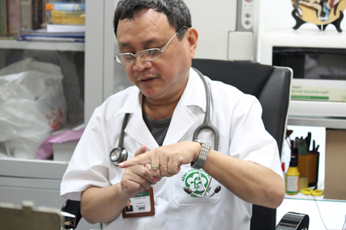 Vietnamese doctor escapes death despite serious lung cancer