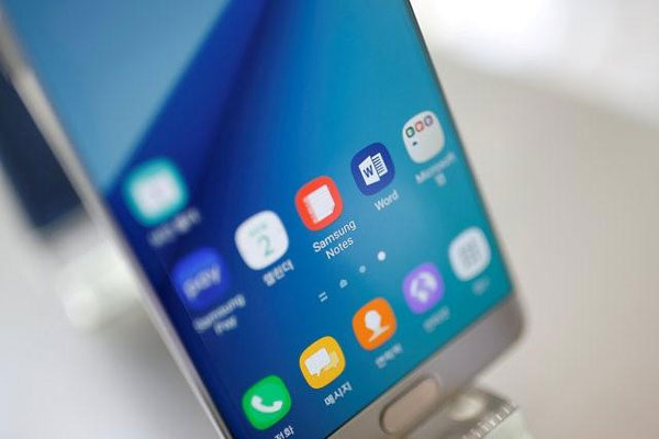 Samsung to replace or refund 1 million U.S. Galaxy Note 7 phones