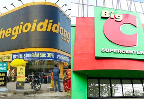 Big C supermarket, The Gioi Di Dong store, Vietnam economy, Vietnamnet bridge, English news about Vietnam, Vietnam news, news about Vietnam, English news, Vietnamnet news, latest news on Vietnam, Vietnam
