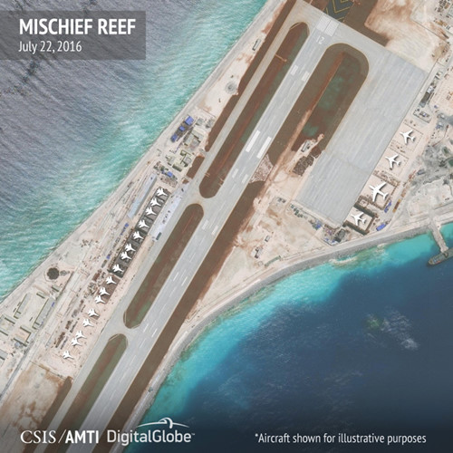 China's drastic militarization threatens East Sea's ecosystem, Government news, Vietnam breaking news, politic news, vietnamnet bridge, english news, Vietnam news, news Vietnam, vietnamnet news, Vietnam net news, Vietnam latest news, vn news