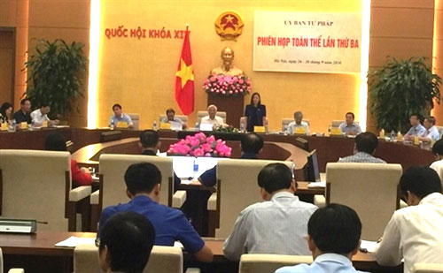 Penal Code 2015, draft Anti-Corruption Law, Vietnam economy, Vietnamnet bridge, English news about Vietnam, Vietnam news, news about Vietnam, English news, Vietnamnet news, latest news on Vietnam, Vietnam