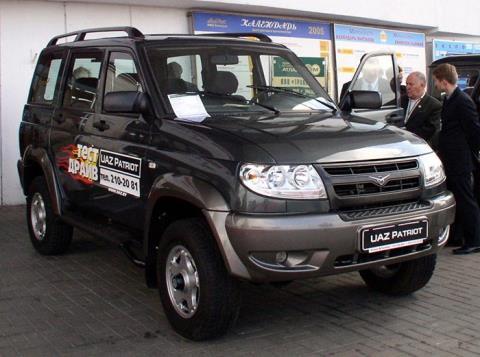 Russian Cars Enter Vietnam Slow Sales Predicted News Vietnamnet