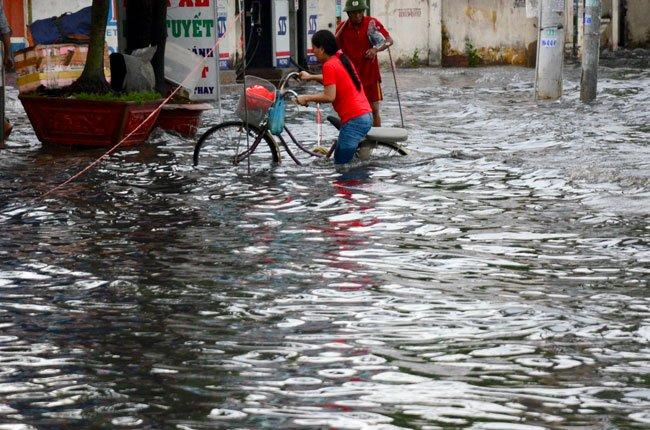 vietnamnet bridge, english news, Vietnam news, news Vietnam, vietnamnet news, Vietnam net news, Vietnam latest news, vn news, Vietnam breaking news, HCM City, flooding, water reservoirs, climate change
