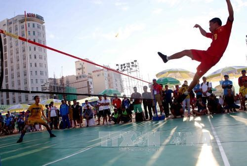 Asian Beach Games: Vietnam remains in first position