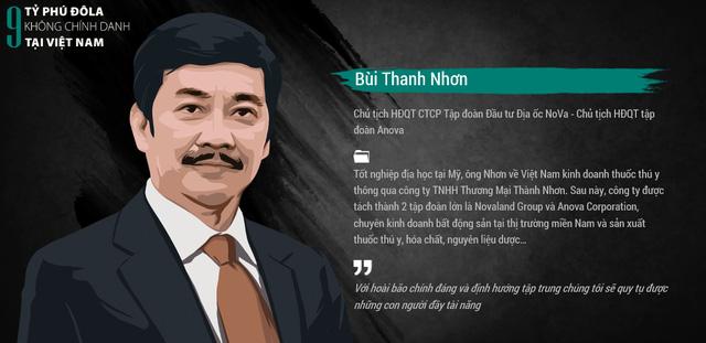 Nine lesser-known Vietnamese dollar billionaires