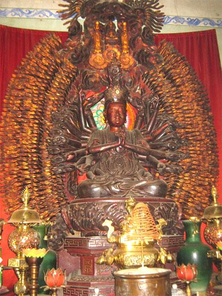 Me So Pagoda, statue stolen, Vietnamese customs, Vietnam economy, Vietnamnet bridge, English news about Vietnam, Vietnam news, news about Vietnam, English news, Vietnamnet news, latest news on Vietnam, Vietnam