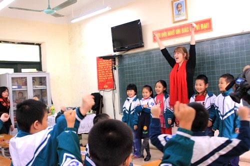 MoET, foreign languages, Vietnamese high schools, quality of teachers, Vietnam economy, Vietnamnet bridge, English news about Vietnam, Vietnam news, news about Vietnam, English news, Vietnamnet news, latest news on Vietnam, Vietnam