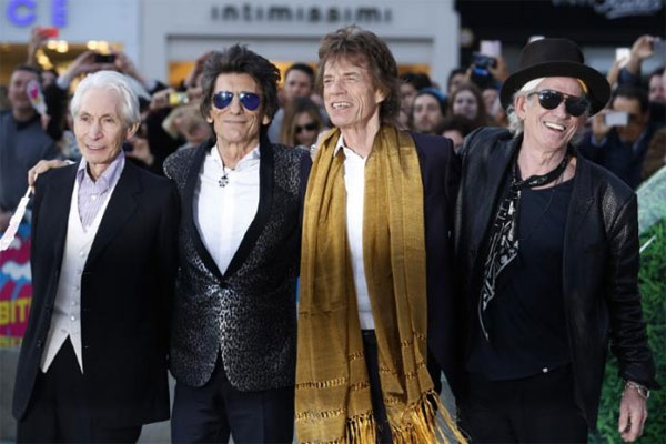 Rolling Stones expected to announce first studio album in a decade