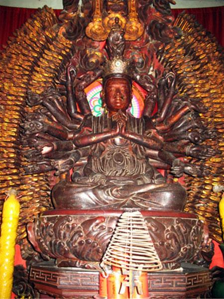 Me So Pagoda. Buddha stolen, returned, Vietnam economy, Vietnamnet bridge, English news about Vietnam, Vietnam news, news about Vietnam, English news, Vietnamnet news, latest news on Vietnam, Vietnam